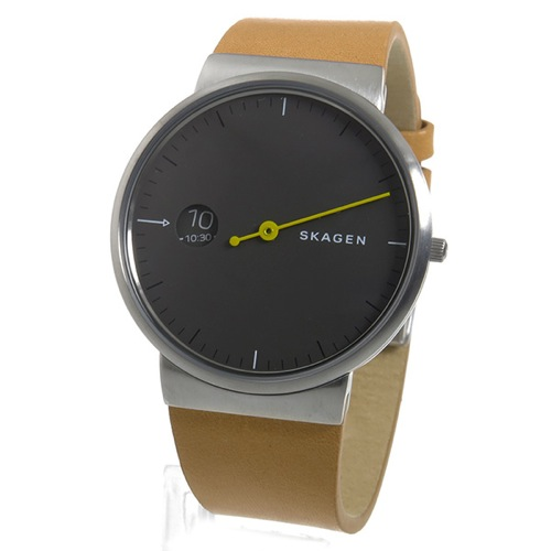 スカーゲン SKAGEN アンカー クオーツ メンズ 腕時計 SKW6194 グレー