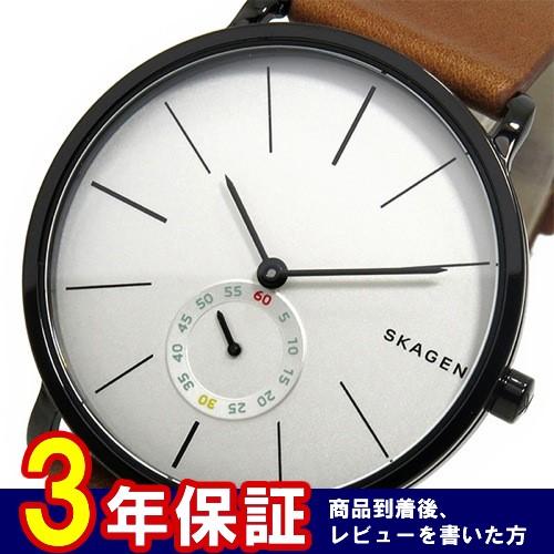 スカーゲン SKAGEN クオーツ メンズ 腕時計 SKW6216 ホワイト