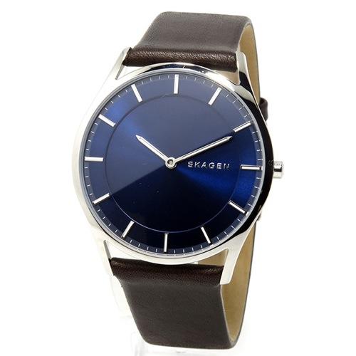スカーゲン SKAGEN クオーツ メンズ 腕時計 SKW6237 ネイビー