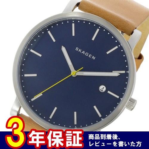 スカーゲン SKAGEN クオーツ メンズ 腕時計 SKW6279 ダークブルー