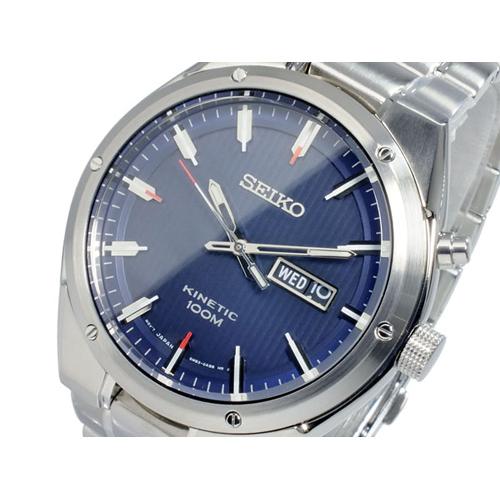 セイコー SEIKO キネティック KINETIC クオーツ メンズ 腕時計 SMY149P1