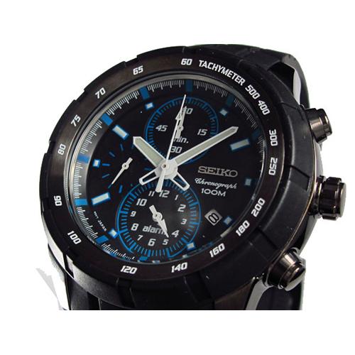 セイコー SEIKO クロノグラフ メンズ 腕時計 SNAD87P1