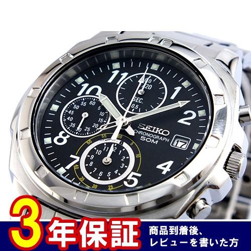 セイコー SEIKO クロノグラフ 腕時計 SND195P1></a><p class=blog_products_name
