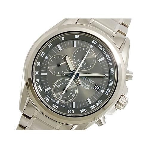 セイコー SEIKO クォーツ クロノグラフ メンズ 腕時計 SNDC91P1