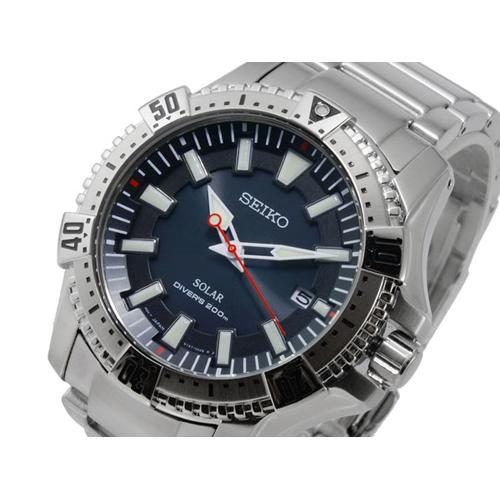 セイコー SEIKO ソーラー ダイバーズ 200 SOLAR DIVERS 200 クオーツ メンズ 腕時計 SNE293P1
