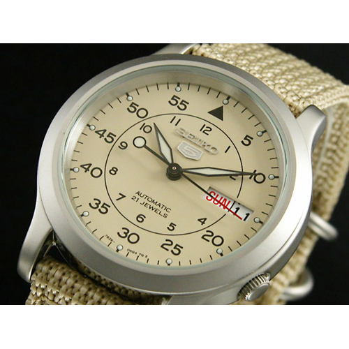 セイコー SEIKO セイコー5 SEIKO 5 自動巻き 腕時計 SNK803K2