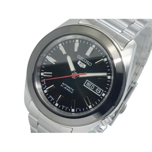 セイコー5 SEIKO 5 自動巻き メンズ 腕時計 SNKM69J1
