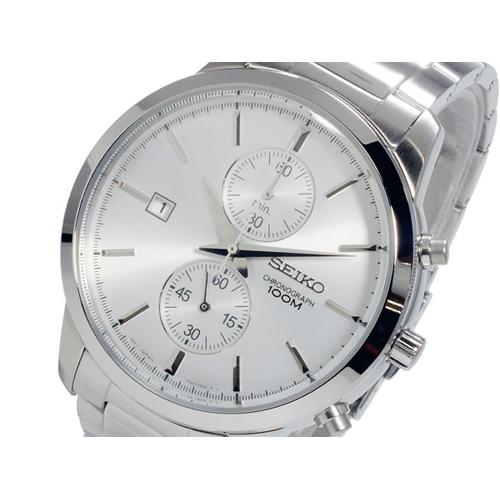 セイコー SEIKO クオーツ クロノ CHRONO 腕時計 SNN271P1