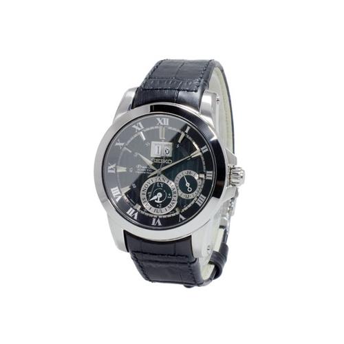 セイコー SEIKO プルミエ Premier キネティック メンズ パーぺチュアル 腕時計 SNP093P2