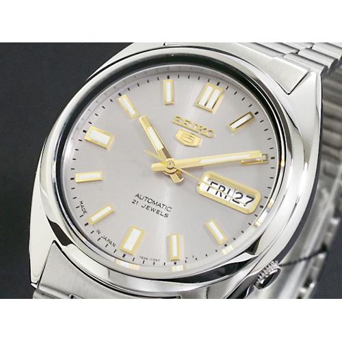 セイコー SEIKO セイコー5 SEIKO 5 自動巻 メンズ 腕時計 SNXS75J1