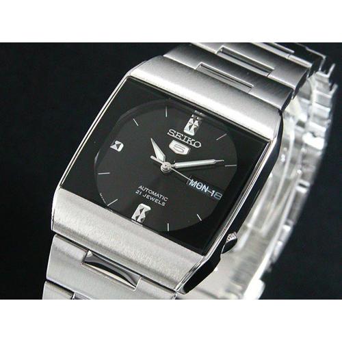 セイコー SEIKO セイコー5 ドレス DRESS 自動巻き 腕時計 SNY005J1