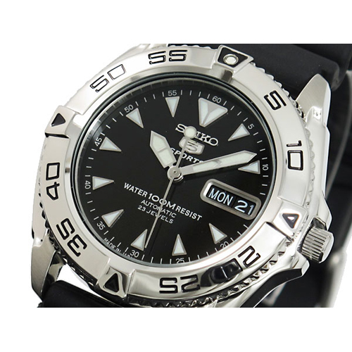 セイコー SEIKO セイコー5 スポーツ 5 SPORTS 日本製 自動巻き 腕時計 SNZB33J2