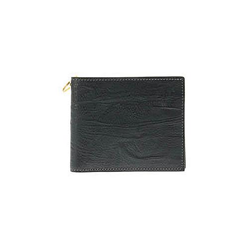 ゾンネ SONNE 二つ折り 短財布 SOD003B-BLK ブラック