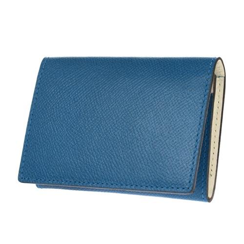 ゾンネ SONNE メンズ 名刺入れ カードケース SOZ004/BLU ブルー