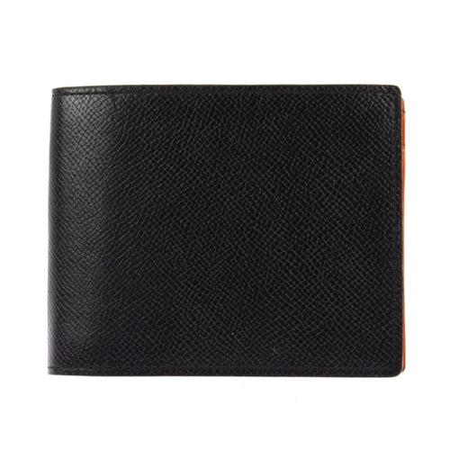 ゾンネ SONNE メンズ 二つ折り短財布 SOZ005/BLK ブラック
