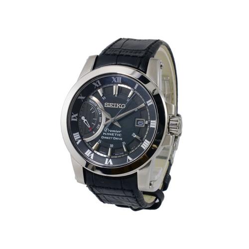 セイコー SEIKO プルミエ Premier キネティック メンズ 腕時計 SRG009P2