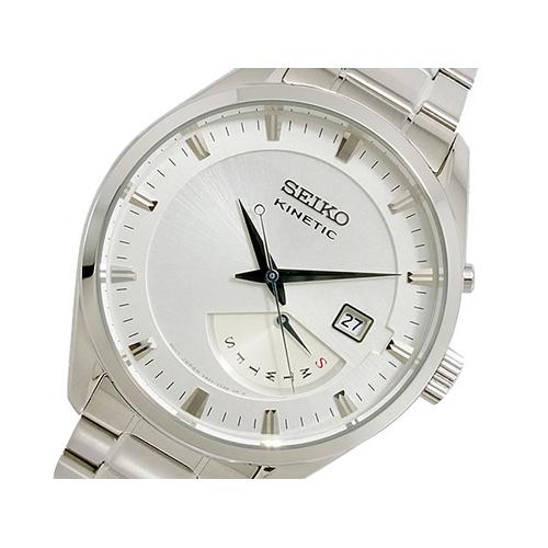セイコー SEIKO KINETIC クォーツ メンズ 腕時計 SRN043P1