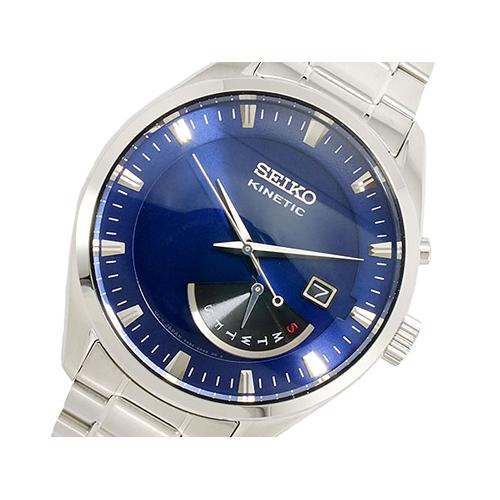 セイコー SEIKO KINETIC クォーツ メンズ 腕時計 SRN047P1