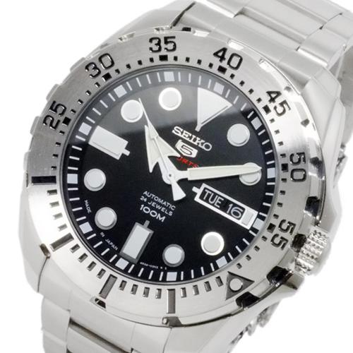 セイコー セイコー5 ファイブスポーツ 日本製 自動巻 メンズ 腕時計 SRP599J1