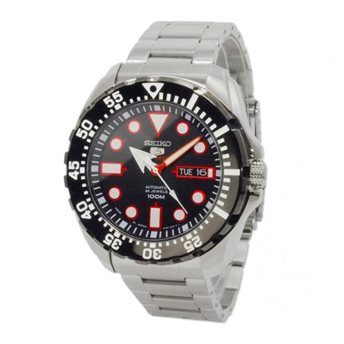 セイコー セイコー5 ファイブスポーツ 日本製 自動巻 メンズ 腕時計 SRP603J1