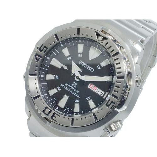 セイコー SEIKO プロスペックス PROSPEX ダイバーズ 自動巻き 腕時計 SRP637K1