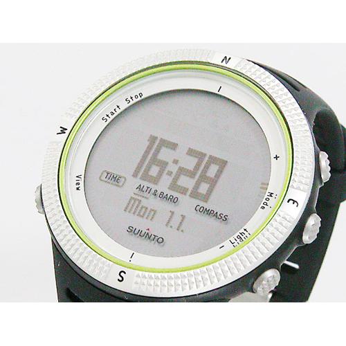 スント SUUNTO コア CORE 腕時計 SS013318010 ライトグリーン