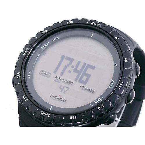 スント SUUNTO コア CORE 腕時計 SS014809000 レギュラーブラック