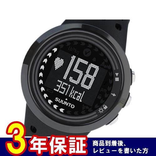 スント SUUNTO M5 ALL BLACK PACK メンズ 腕時計 SS018260000-J 国内正規