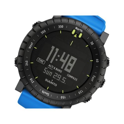 スント コア SUUNTO CORE メンズ 腕時計 SS018731000-J ブルー 国内正規
