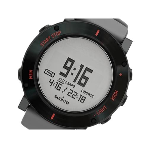 スント コア SUUNTO CORE メンズ 腕時計 SS020691000-J グレー 国内正規