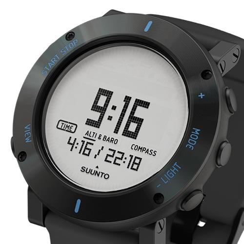 スント コア グラファイトクラッシュ デジタル 腕時計 SS021372000 ブラック