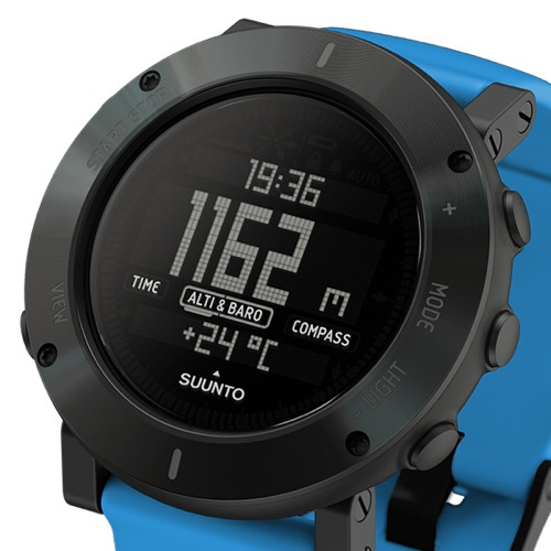 スント コア グラファイトクラッシュ デジタル 腕時計 SS021373000 ブルー