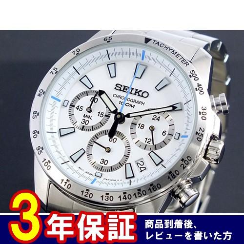 セイコー SEIKO クロノグラフ 腕時計 SSB025P1></a><p class=blog_products_name