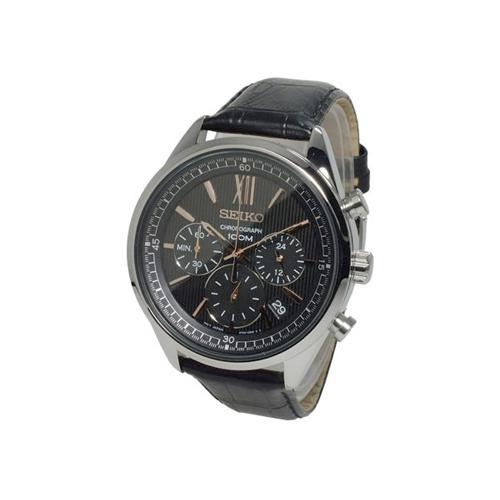セイコー SEIKO クロノ クオーツ メンズ 腕時計 SSB159P1