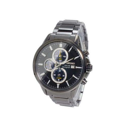 セイコー SEIKO ソーラー クロノグラフ メンズ 腕時計 SSC257P1