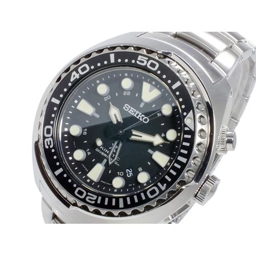 セイコー SEIKO クオーツ メンズ GMT 腕時計 SUN019P1