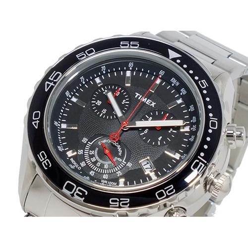 タイメックス TIMEX クロノグラフ 腕時計 T2N588