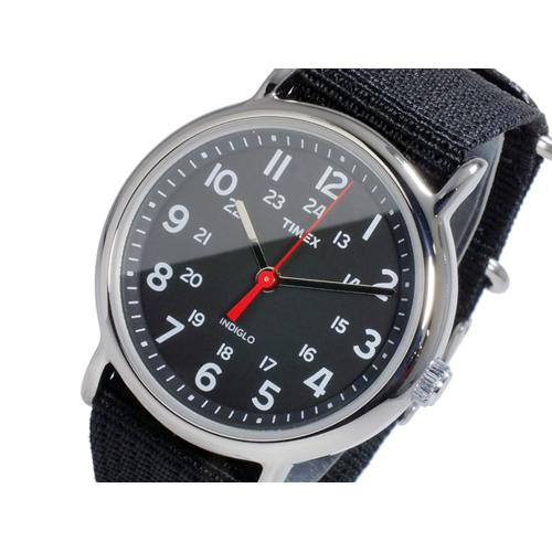 タイメックス TIMEX ウィークエンダー セントラルパーク クオーツ メンズ 腕時計 T2N647 国内正規