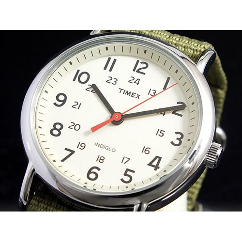 タイメックス TIMEX ウィークエンダー セントラルパーク クオーツ メンズ 腕時計 T2N651 国内正規