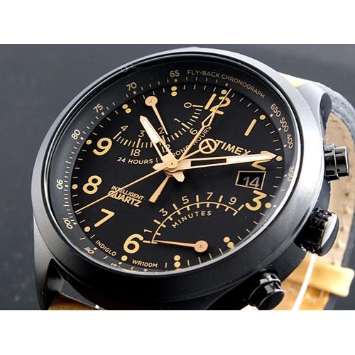 タイメックス TIMEX インテリジェントクオーツ クロノグラフ メンズ 腕時計 T2N700
