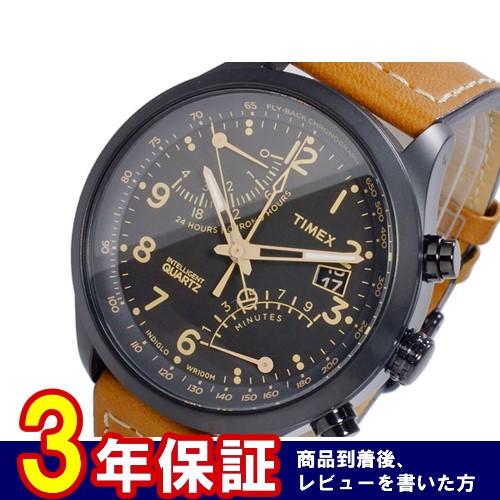タイメックス TIMEX インテリジェントクオーツ クロノグラフ 腕時計 T2N700 国内正規></a><p class=blog_products_name