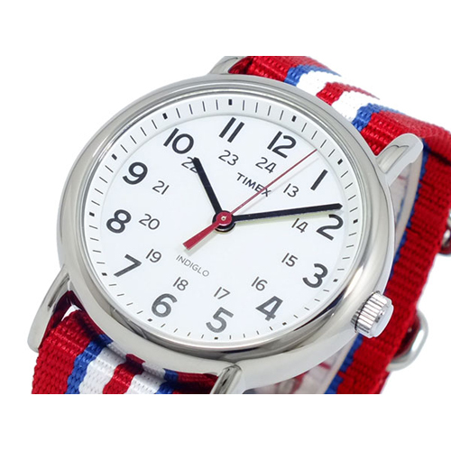 タイメックス ウィークエンダー セントラルパーク クオーツ メンズ 腕時計 T2N746 国内正規