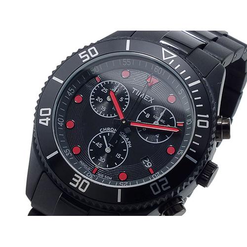 タイメックス TIMEX クオーツ メンズ クロノ 腕時計 T2N867