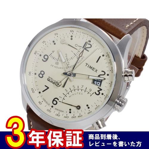 タイメックス TIMEX ワールドタイム インテリジェントクオーツ クオーツ メンズ クロノグラフ 腕時計 T2N932