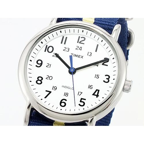 タイメックス TIMEX ウィークエンダー セントラルパーク クオーツ メンズ 腕時計 T2P142 国内正規