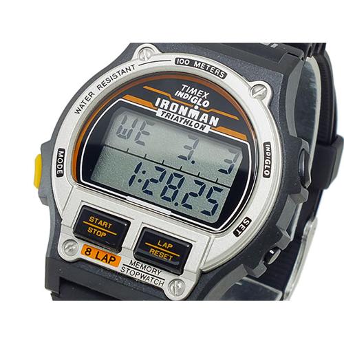 タイメックス アイアンマン 8ラップ 復刻版 デジタル メンズ 腕時計 T5H961-N 国内正規