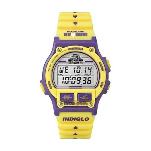 タイメックス アイアンマン LA メンズ 腕時計 T5K840 イエロー 国内正規