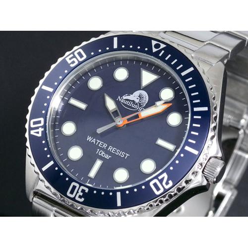 シチズン CITIZEN NAUTILUS1976 メンズ 腕時計 TA88-6303C
