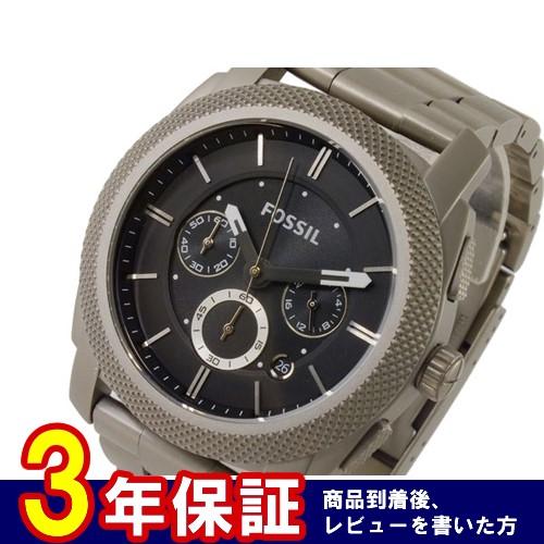 フォッシル FOSSIL チタニウム TITANIUM クオーツ メンズ 腕時計 クロノグラフ TI1002