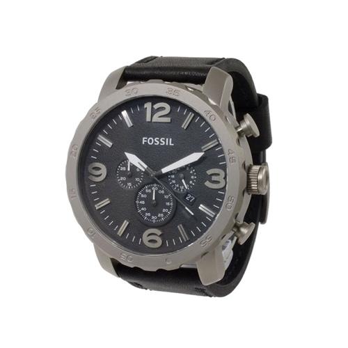 フォッシル FOSSIL チタニウム TITANIUM クオーツ メンズ クロノグラフ 腕時計 TI1005